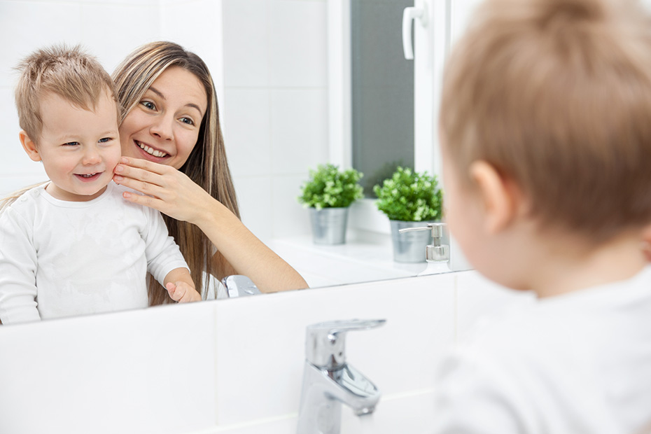 wpływ twardej wody na dzieci